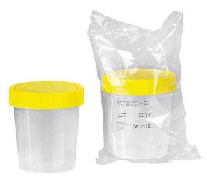 Spermacontainer 125ml steriel